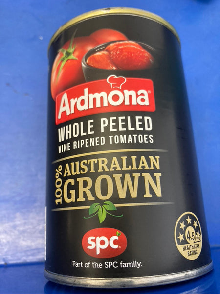 ARDMONA Whole Peeled Tomato 400g