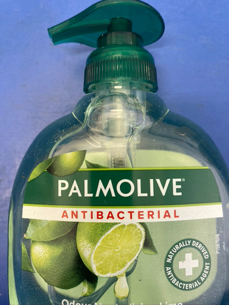 PALMOLIVE Antibacterial Liquid Handwash Pump Pack in Lime 250ml