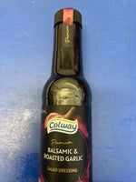 COLWAY Balsamic Roasted Garlic Salad Dressing 250ml