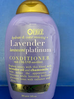 ORGANIX Lavender Platinum Conditioners 385ML