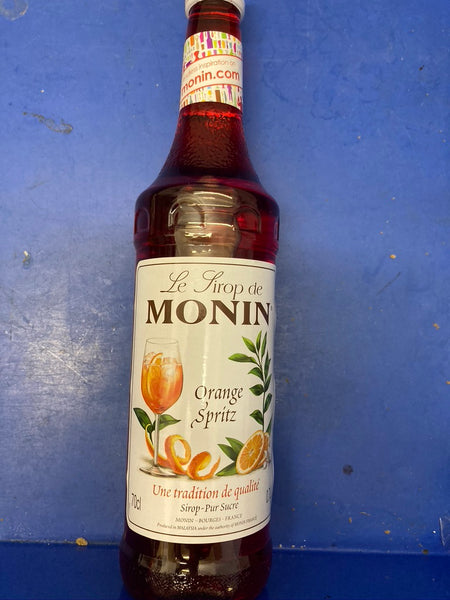 LE SIROP DE MONIN Orange Syrup Spritz 700ml