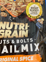 KELLOGGS Nuti Grain Nuts & Bolts Trail Mix Original Spice 40g