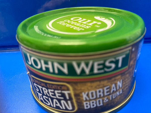 Tuna Korean BBQ Street Asian 90Gg