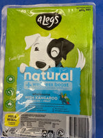 # 4LEGGS Dog food Kangaroo with Vegies 870g