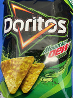 DORITOS Limited Edition Mountain Dew Engergised Chips 80g