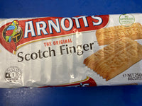 ARNOTTS Scotch Finger Biscuits 250g