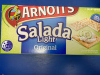 ARNOTTS Salada Light 250g