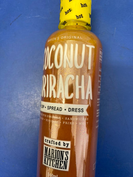 MARIONS KITCHEN Coconut Sriracha Sauce 360ml