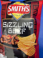Smiths Takeaway Favourites Sizzling Beef Flavour 80g