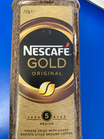 Nescafe Gold Original 5 250g