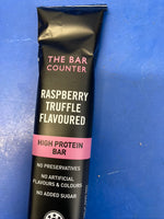 Bar Counter Raspberry Truffle High Protein Bar 40g
