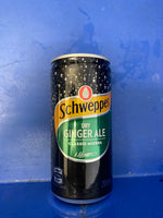 SCHWEPPES Dry Ginger Ale 200ml