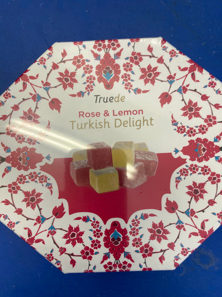 TRUEDE Mini Mixed Flavour Turkish Delight 300g