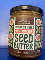 LORI'S Wholesome Pantry Goodness Filled Watermelon Seed Choc cacao 250g