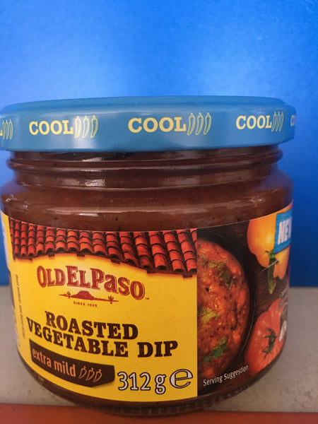 Roast Vegetable Dip Cool 312g