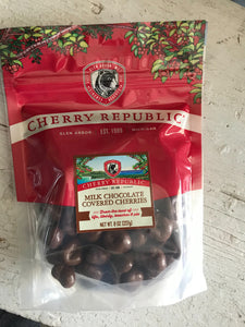 Cherry Republic: Chocolate Covered Cherries