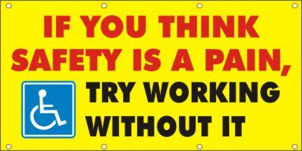 A100 If You Think Safety Is a Pain, Try Living Without It