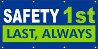 A139 Safety 1st, Last, Always