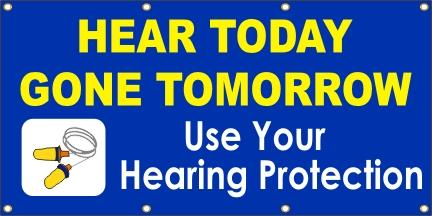A162 Hear Today, Gone Tomorrow, Wear Hearing Protection