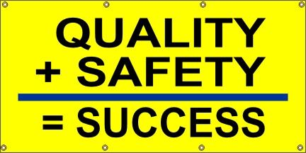 A182 Quality + Safety = Success
