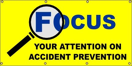 A199 Focus Your Attention On Safety