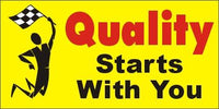 A40 Quality Starts With You