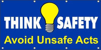 A80 Think Safety, Avoid Unsafe Acts