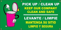 A543 Pick Up / Clean Up (Spanish)