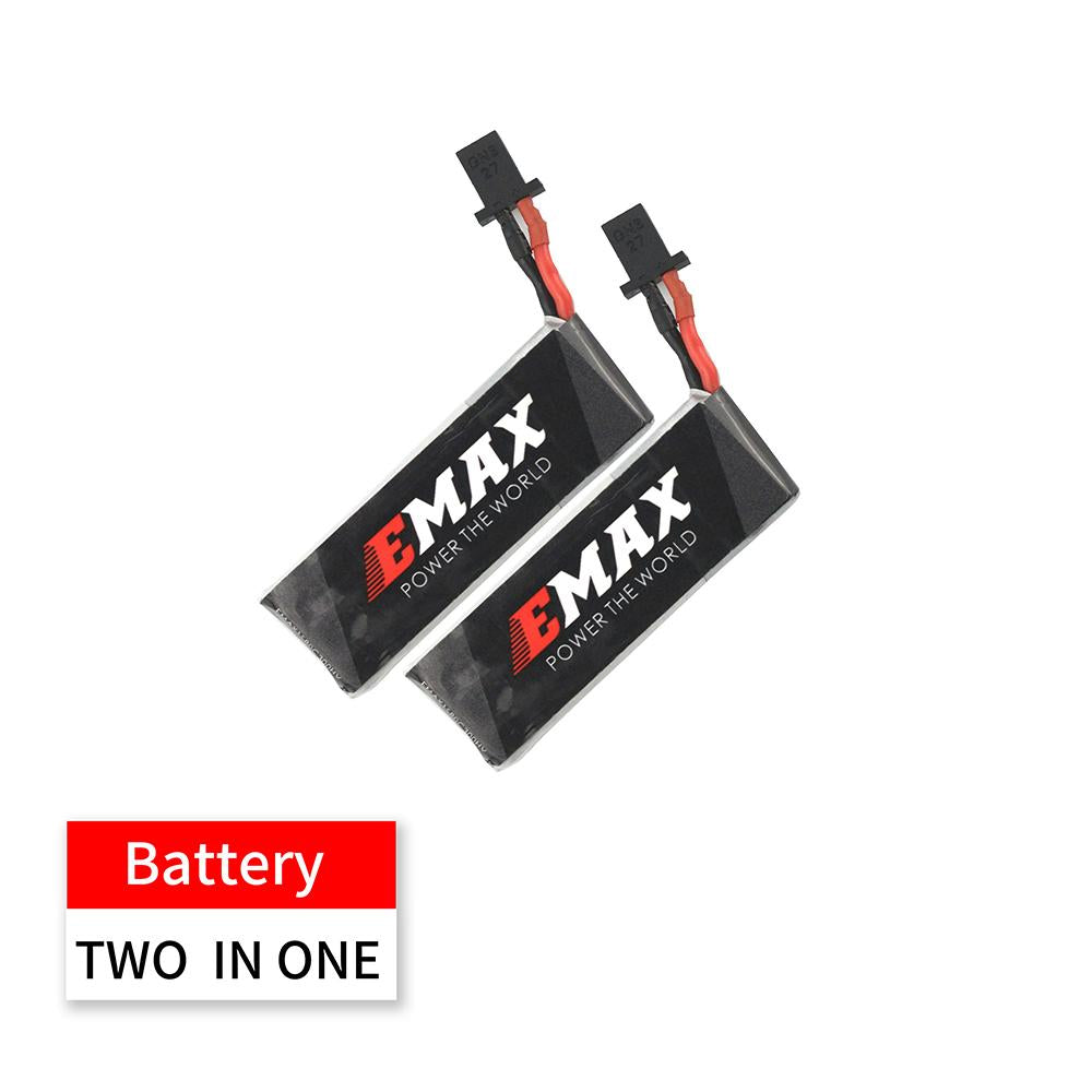 2 PACK - Nanohawk 1S HV 300mAh GNB27 Battery