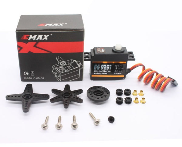 EMX-SV-0288 ES9257 Rotor Tail Servo For 450 Helicopters