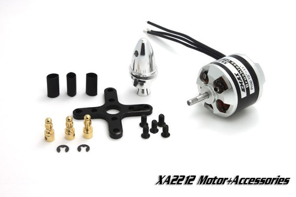 EMX-MT-0329  XA2212 Brushless Motor+Accessories -820KV