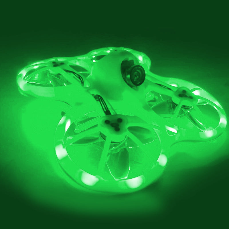 1M 2.5mm LED (GREEN) Non-Waterproof 60 LED Strip Light Dream Color DC 5V for rc drone tinyhawk
