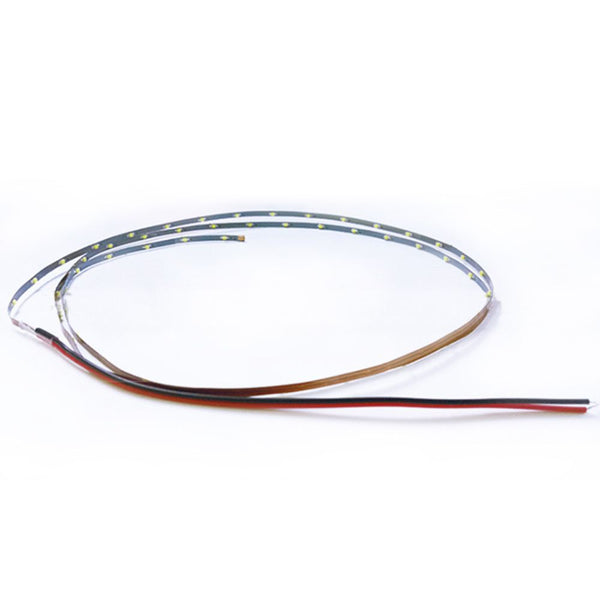 1M 2.5mm LED (WHITE) Non-Waterproof 60 LED Strip Light Dream Color DC 5V for rc drone tinyhawk