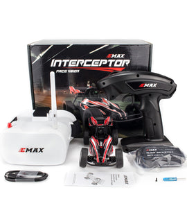 Interceptor FPV RC Car - With Controller & Goggle