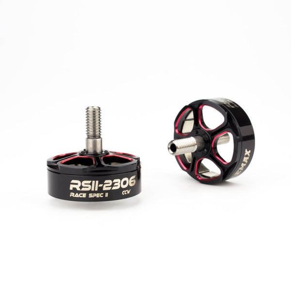 Spare Bell Pack For RSII2306 CCW Thread Motors 2pcs Included
