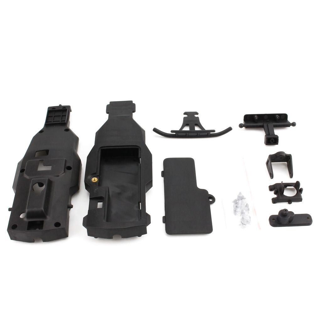 Interceptor FPV Spare Parts Kit - Body Kit