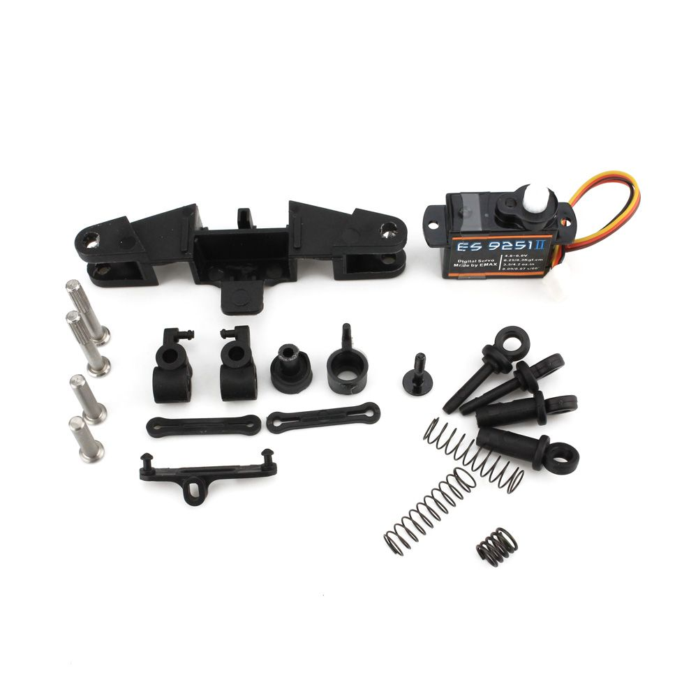 FPV RC Car Spare Parts Kit - Steering + Suspension