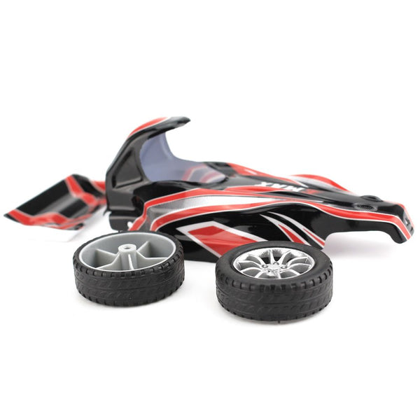 Interceptor FPV Spare Parts Kit - Shell + Wheels