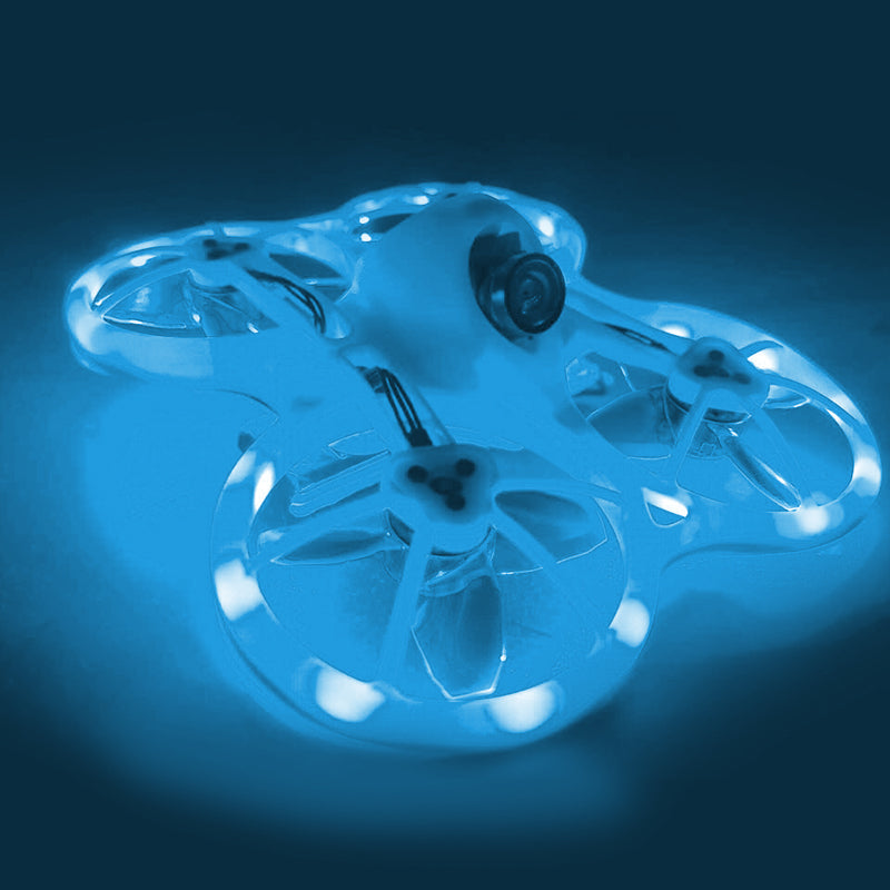 1M 2.5mm LED (LIGHT BLUE) Non-Waterproof 60 LED Strip Light Dream Color DC 5V for rc drone tinyhawk