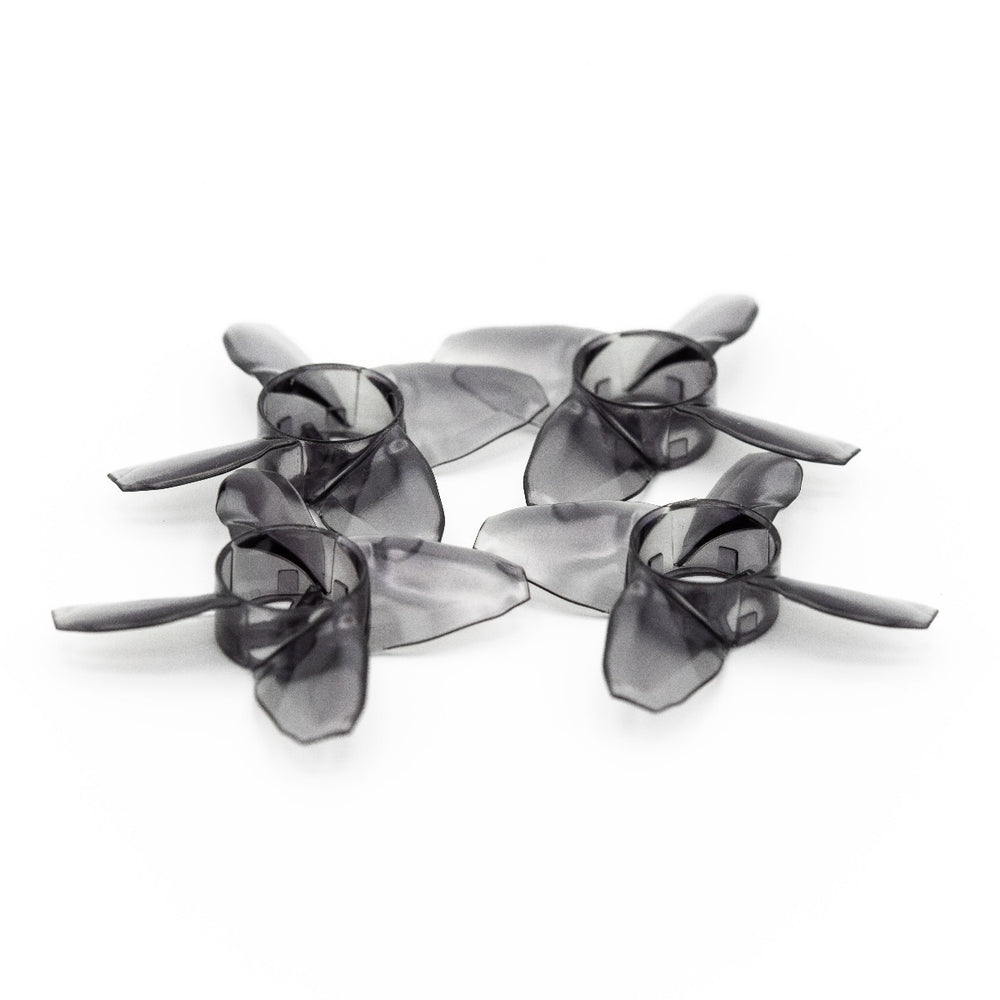 AVAN TH Turtlemode Propeller 4-blade 1 set BLACK