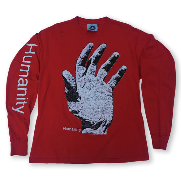 HUMANITY long sleeve shirt