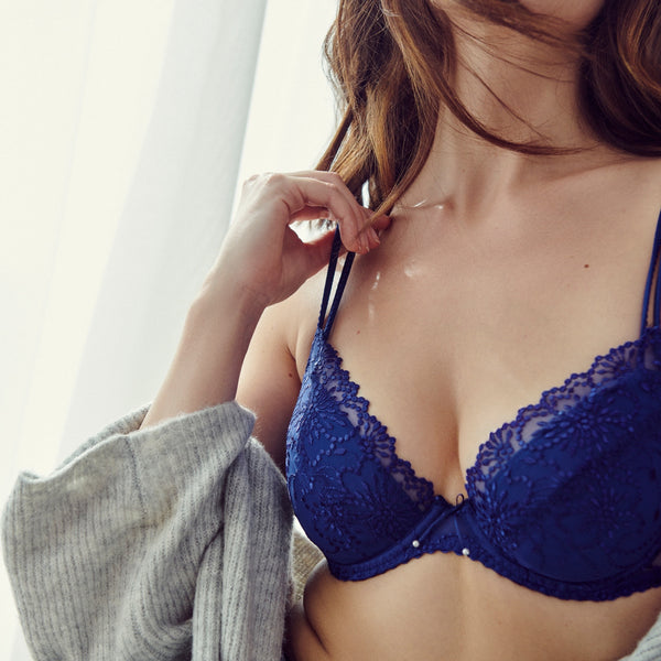 Jane Push Up Bra - Lazuriete