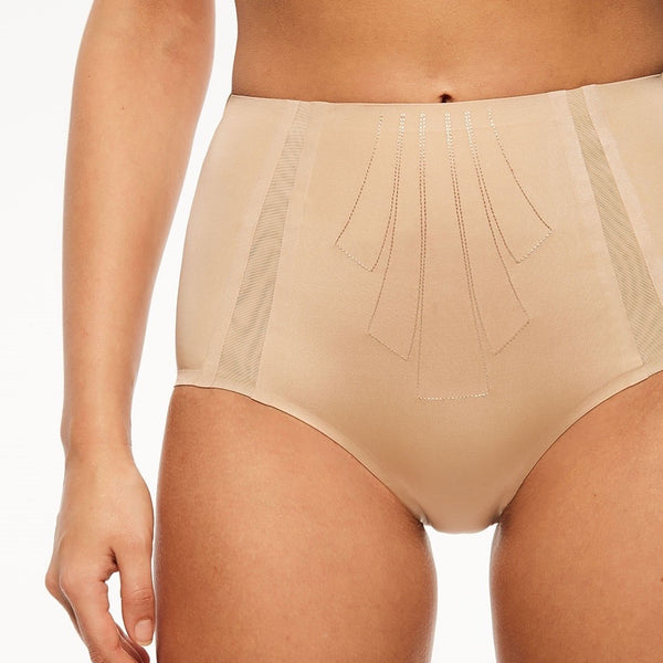 Shape Light Full Brief - Nude