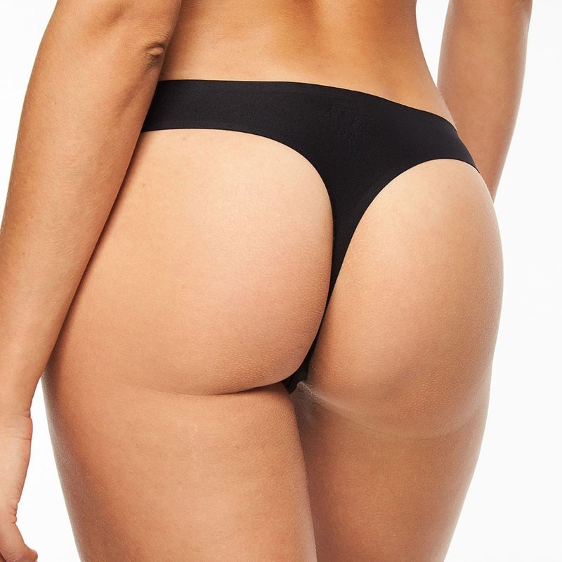 Soft Stretch Thong - Various Colors