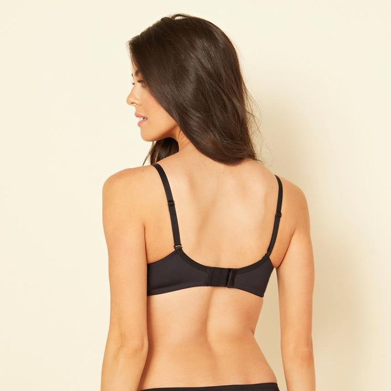 Evolution Bralet - Black
