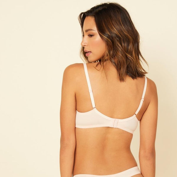 Evolution Bralet - Nude Rose