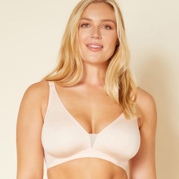 Evolution Curvy Bralet - Nude Rose