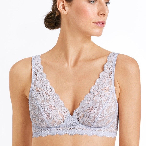 Moments Soft Bra - Lavender Frost