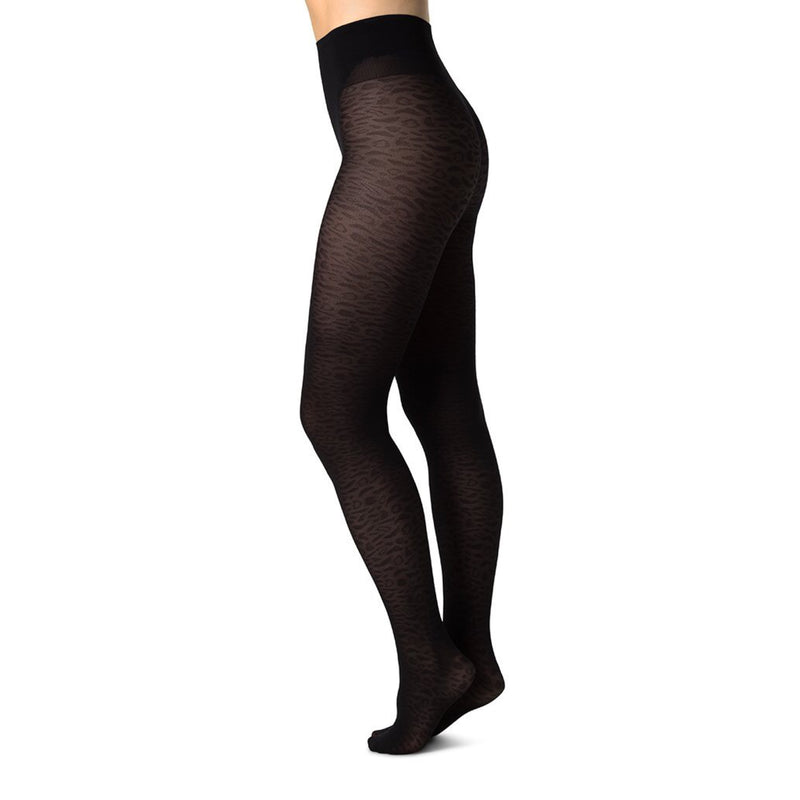Lisa Shimmery Rib Tights