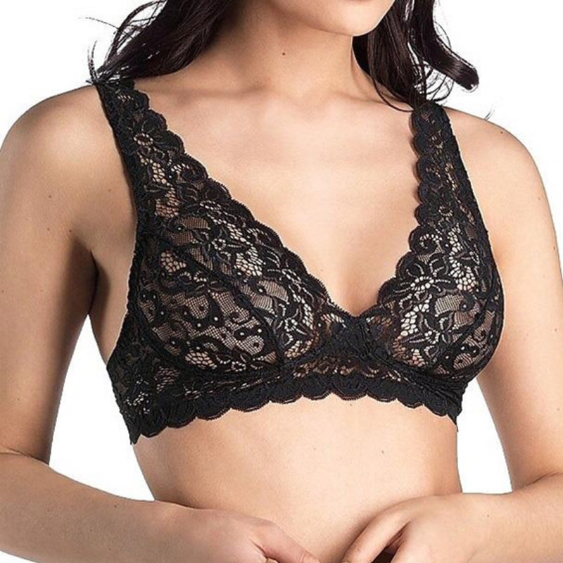 Moments Soft Cup Bra - Black